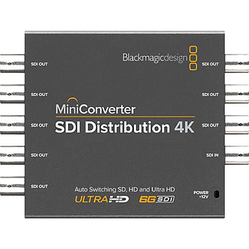 Blackmagic Design Mini Converter SDI Distribution 4K