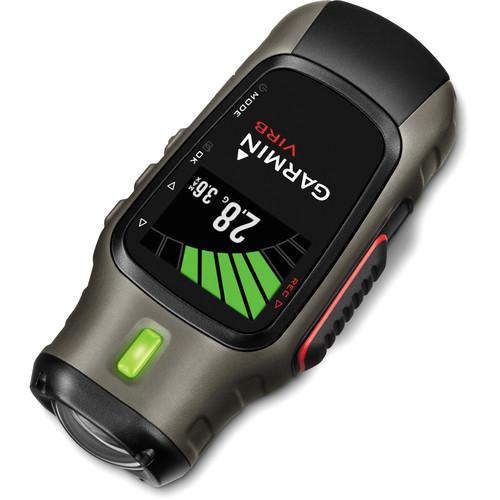 Garmin VIRB Elite Action Camera with Wi-Fi and GPS (Dark)