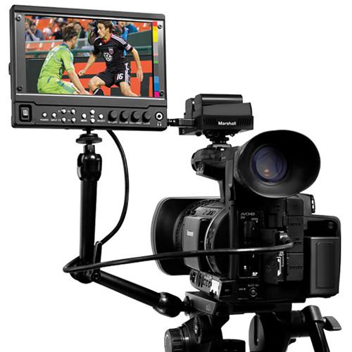 "Marshall Electronics V-LCD71MD 7"" 1080p Camera-Top Monitor"