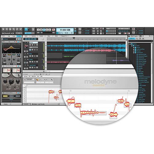 Cakewalk Sonar X3 Studio - Professional Recording, Mixing, Mastering  Software