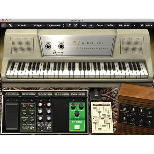 Arturia V Collection 4 - Software Instruments Bundle (Boxed)