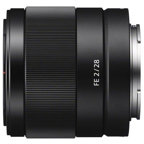 Sony FE 28mm f/2 Lens