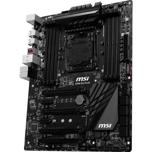 MSI LGA 2011-v3 Intel ATX Motherboard