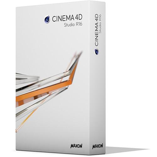 Maxon CINEMA 4D Studio R16 After Effects Discount (Download)