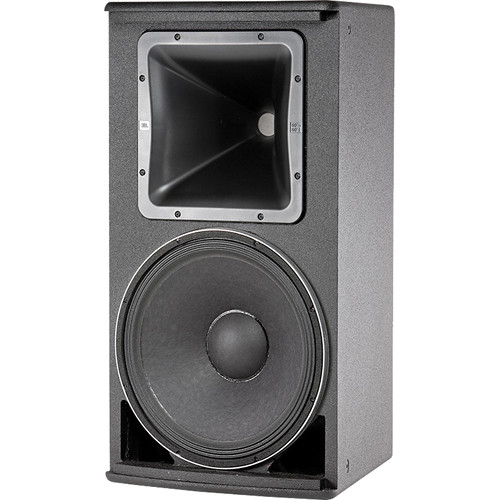 JBL AM5215/26-WRC Weather-Resistant Speaker (Black, 120 x 60°)