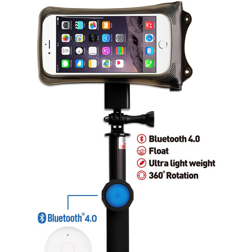 Dp 1 S Floating Selfie Stick With Bluetooth Remote Control For Smartphone Or Camera by Di Ca Pac