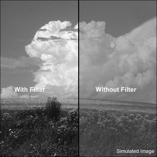 040M B+W 39mm Orange Camera Lens Contrast Filter with Multi Resistant Coating