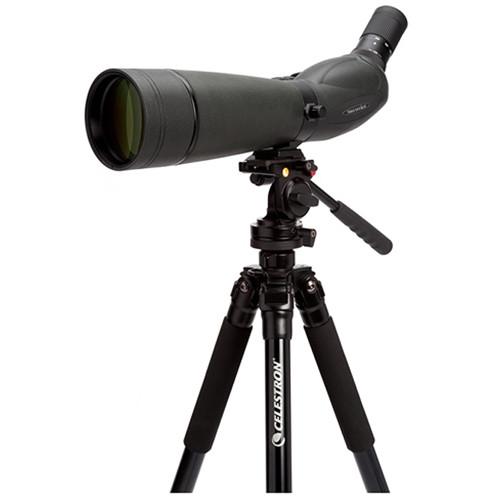 FMC Telescopio Celestron TrailSeeker 80 Straight Negro, 505 mm, 89 mm, 89 mm, 1,55 kg, Revestimiento m/últiple