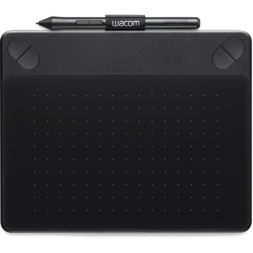 Wacom Intuos Comic Pen & Touch Small Tablet (Negro)