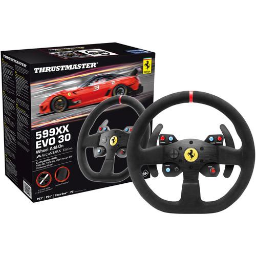 Thrustmaster 599XX EVO 30 Wheel Add-On Alcantara Edition         4060071