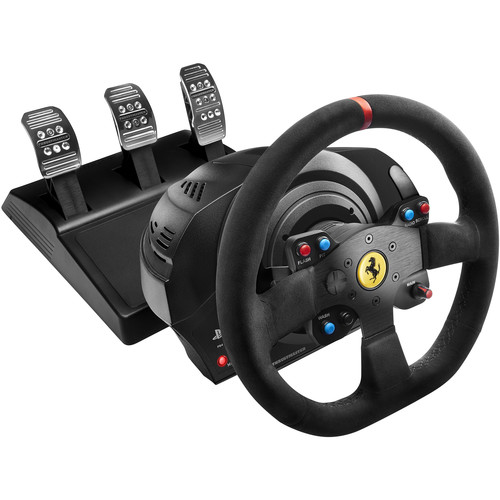 Thrustmaster T300 Ferrari Integral Racing Wheel Alcantara Edition         4169082