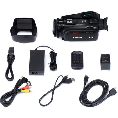 Videocamera 1 Canon Legria HF G30  Cover