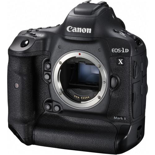 Cámara DSLR Canon EOS-1D X Mark II (solo cuerpo)