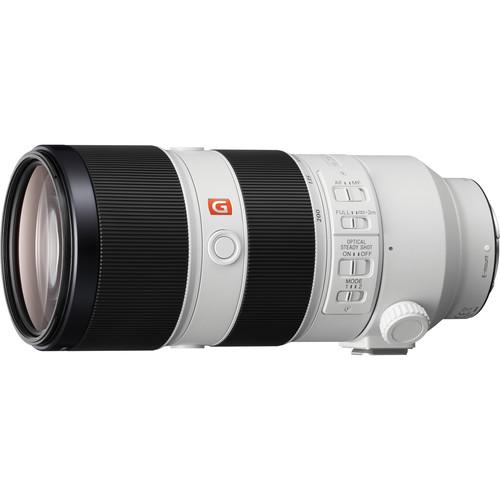 Sony FE 70-200 mm f / 2.8 GM OSS Lens
