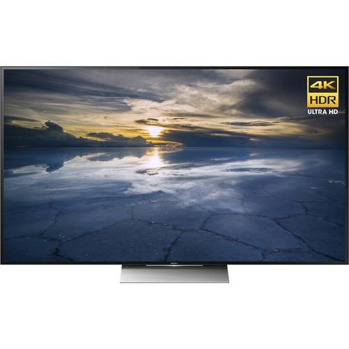"Sony XBR-65X930D 65"" 4K 3D Smart LED UHDTV"
