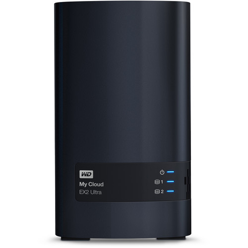 Western Digital My Cloud EX2 Ultra 16tb NAS Server 2x8000gb WD Red NAS Drives | eBay