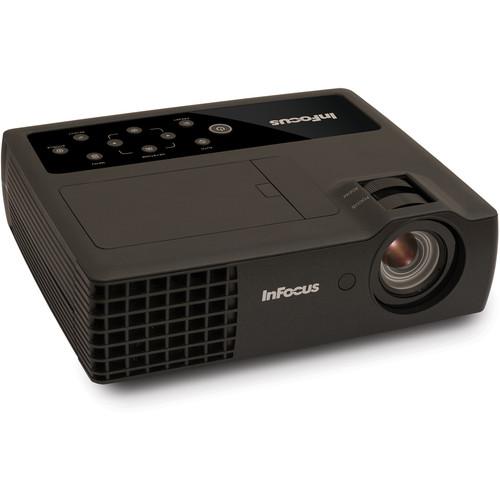 InFocus IN1118HD Full HD 1080p 2400-Lumens DLP 3D Projector