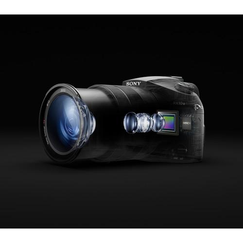 Sony Cyber-shot DSC-RX10 III Dijital Kamera