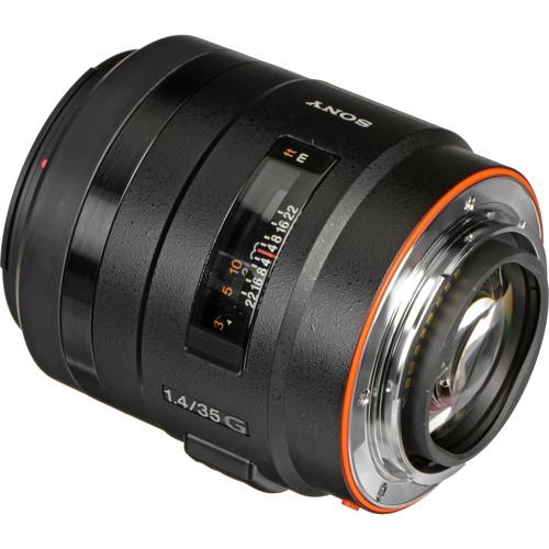 Sony 35mm f/1.4 G Lens