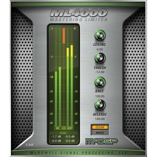 McDSP Everything Pack HD v5 to v6 2 Upgrade - Music Production Plug-In  Bundle (Download)