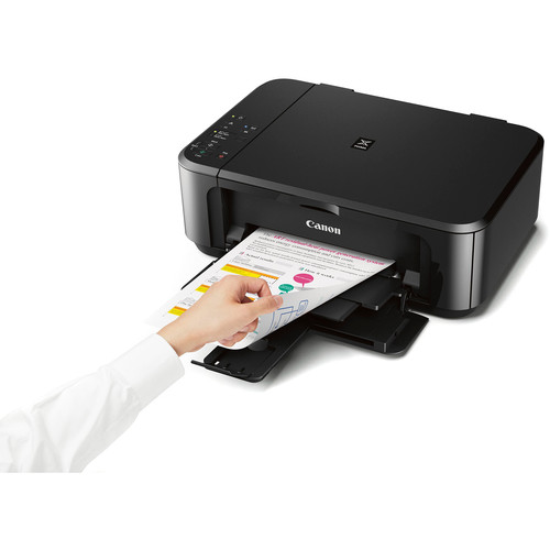 Pixma Mg3620 Wireless All In One Inkjet Printer (Black) by Canon