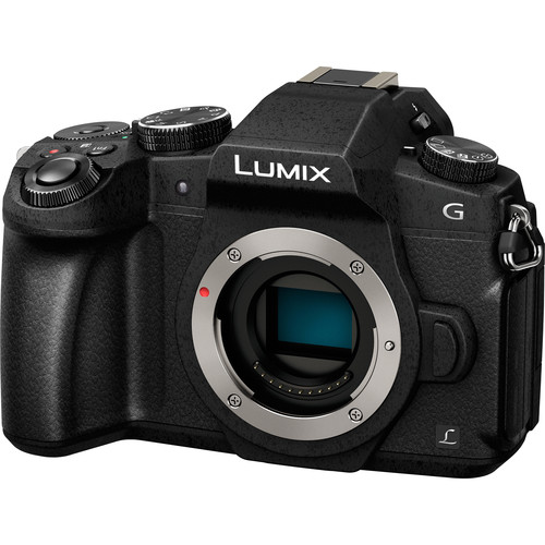 Panasonic Lumix DMC-G85 Mirrorless Micro Four Thirds Digital Camera (Body Only)