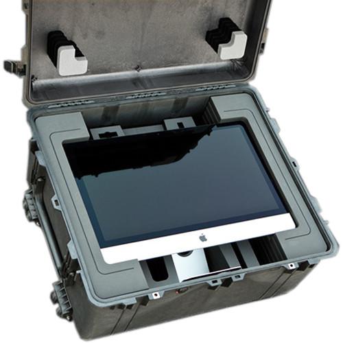 timeless design 2a911 5d9b3 Jason Cases Travel Case for Apple iMac 27