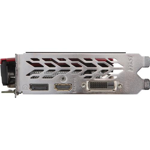 Tarjeta gráfica MSI GeForce GTX 1050 Ti GAMING X 4G