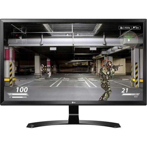 "LG 27MU58-B 27"" 4K UHD IPS LCD Monitor"