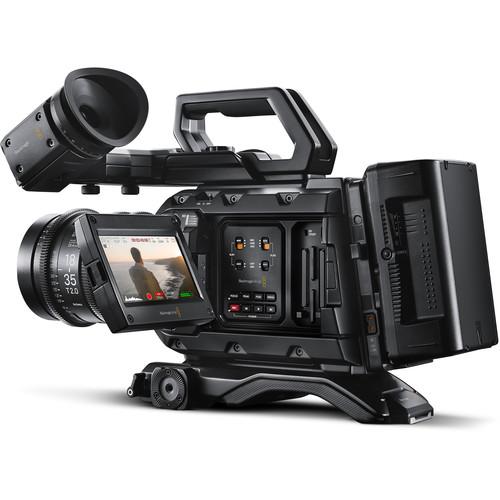 Blackmagic Design URSA Mini Pro 4.6K Digital Cinema Camera