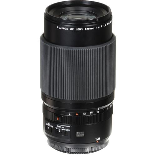 FUJIFILM GF 120 mm f / 4 Macro R LM OIS WR Lens