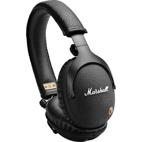 Marshall Monitor Over Ear Bluetooth Headphones Black 04091743