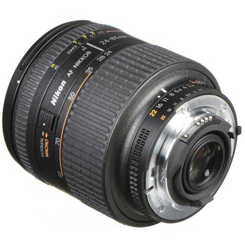 new nikon ai af 24 85mm f2 8 4 d if lens ebay. Black Bedroom Furniture Sets. Home Design Ideas