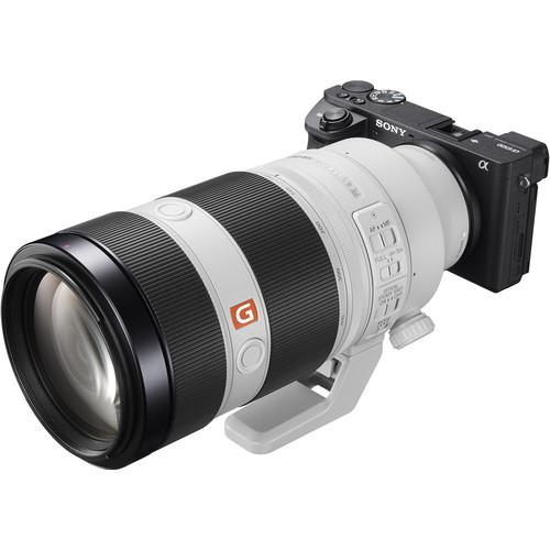Sony FE 100-400mm f / 4.5-5.6 GM OSS Lens
