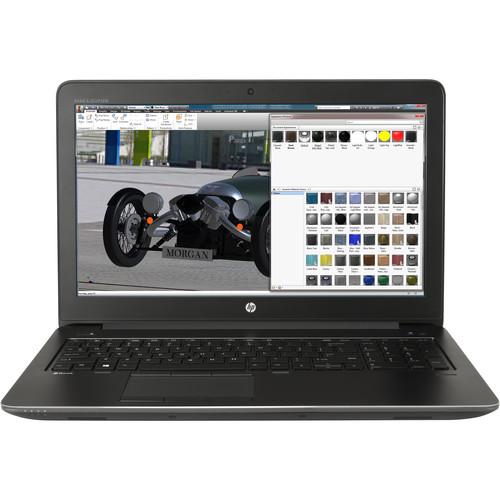 "HP ZBook 15 Mobile Workstation 15.6"" FHD Laptop (i7-7700HQ / 8GB / 1TB)"