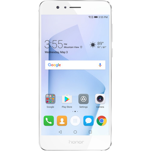 "Huawei Honor 8 5.2"" 64GB 4G LTE Unlocked Android Smartphone"