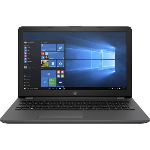 "HP 250 G6 15.6"" HD Laptop (Core i5 7200U / 8GB / 256GB SSD) + Intel Iris"