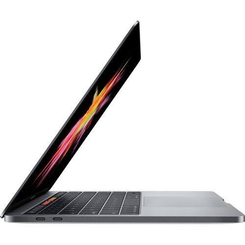"Apple 13.3"" MacBook Pro with Touch Bar (Mid 2017, Space Gray)"