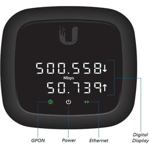 Unidad de red óptica pasiva Gigabit UF-Nano UFiber de ubiquiti Networks