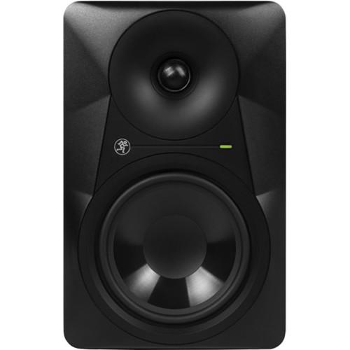 "Mackie MR624 - 6.5"" 2-Way Powered Studio Monitor (Single)"