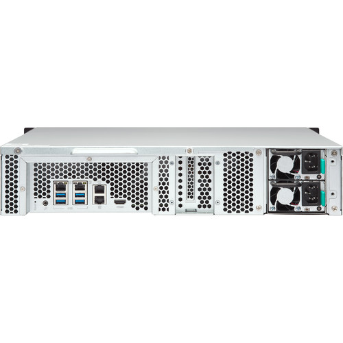 QNAP TS-1253BU-RP Caja de 12 bahías NAS