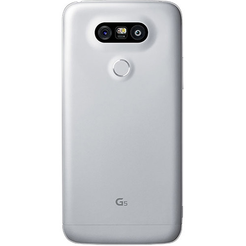 LG G5 RS988 32GB Smartphone (Unlocked, Silver)