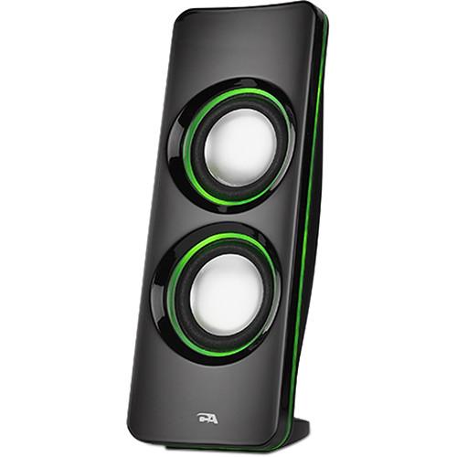 Cyber Acoustics CA-3712BT 2.1 Bluetooth Lights Multi Media Speaker System