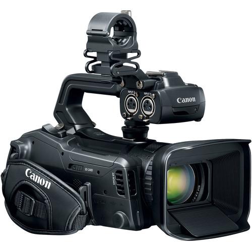Canon XF405 4K UHD 60P Videocámara con autofocus de doble píxel