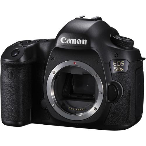 Cámara Canon EOS 5DS DSLR (solo cuerpo)