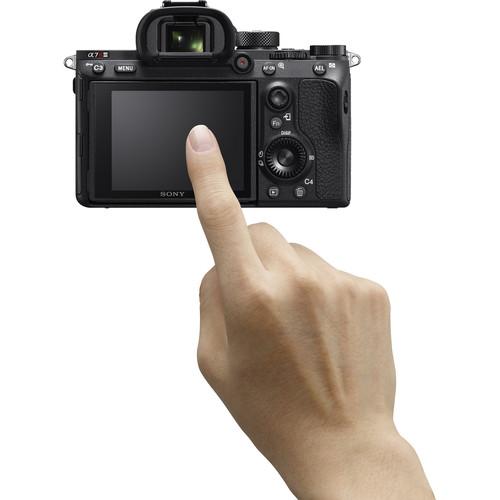 Cámara digital sin espejo Sony Alpha a7R III (solo cuerpo)