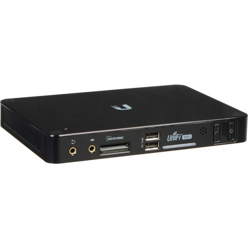 Ubiquiti Networks UniFi UVC-NVR con 2TB HDD