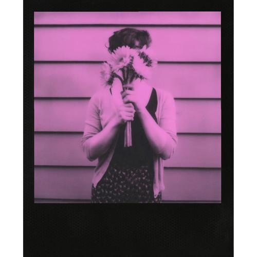 Polaroid Originals Duochrome Pink & Black 600 Instant Film (8 Exposures)