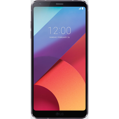 "LG G6+ 5.7"" 128GB 4G LTE Unlocked GSM & CDMA Android Smartphone"