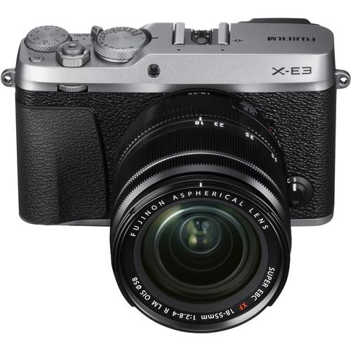 Fujifilm-X-E3-Digital-Camera-with-18-55mm-Lens-16558798-Deluxe-Bundle thumbnail 22